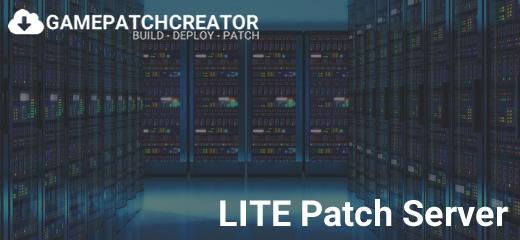 Lite Game Patch Server