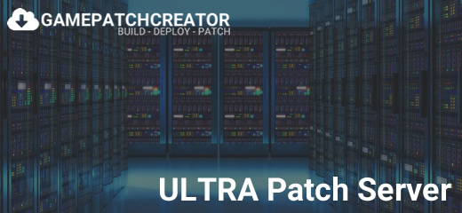 Ultra Game Patch Server